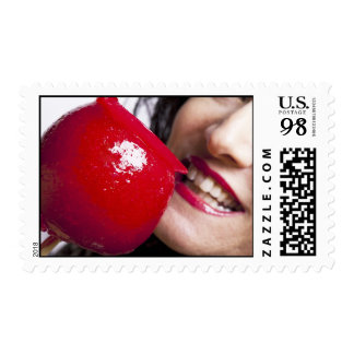 Toffee Apple 90 cents Stamp
