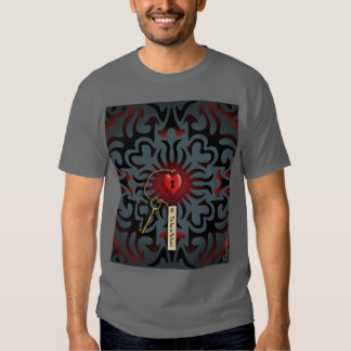 * Toffee Apple Heart - The Key to My Heart Tee Shirt