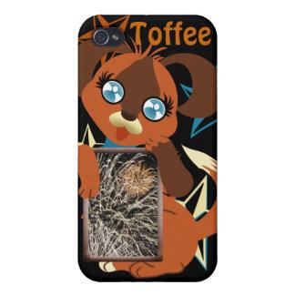 Toffee Toon Puppy Case