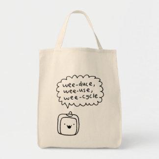 Tofu Baby Tote Tote Bag