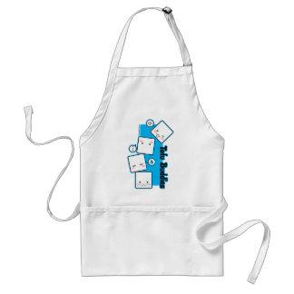 Tofu Buddies apron (more styles)