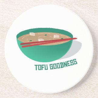 Tofu Goodness Drink Coasters