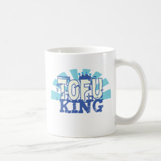 Tofu King Coffee Mug