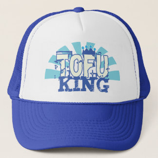 Tofu King Trucker Hat
