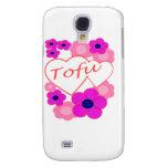 Tofu Love Samsung Galaxy S4 Case