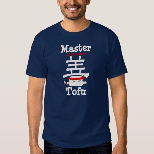 Tofu Master Dark T-shirt