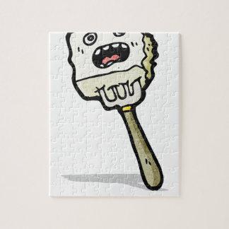 Tofu Never Screams Jigsaw Puzzle