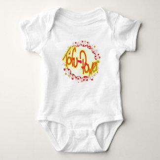 Tofu-power Baby Bodysuit