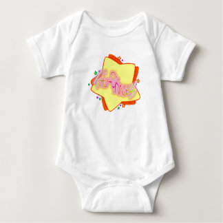 tofu-princess baby bodysuit