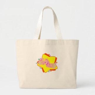 tofu-princess tote bags