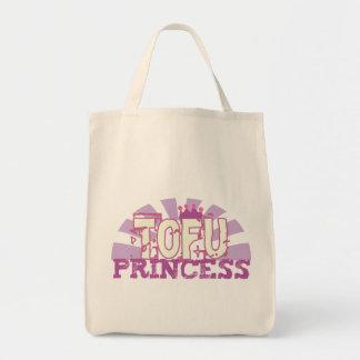Tofu Princess Canvas Bag