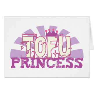 Tofu Princess Card