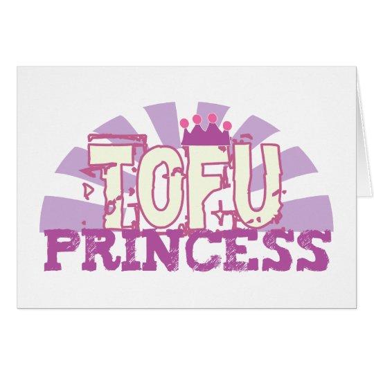 Tofu Princess Card