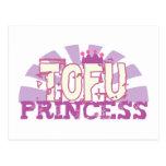 Tofu Princess Postcard