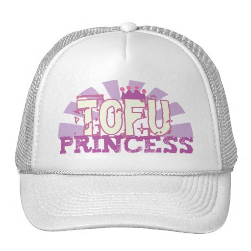 Tofu Princess Trucker Hats
