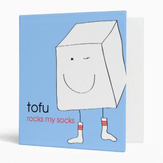 Tofu Rocks my Socks - Binder