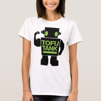 Tofu tank the vegetarian android