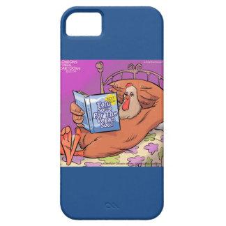 Tofu Vegan Soul Funny iPhone SE/5/5s Case