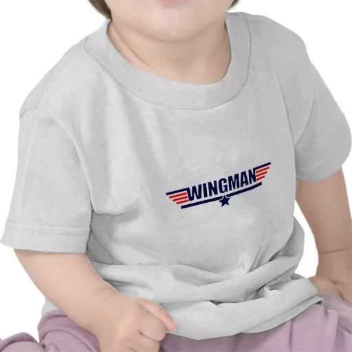 Tog Gun Wingman Tshirt