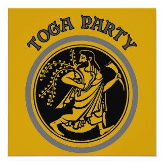 TOGA PARTY INVITATION