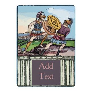 Toga Roman Party 5x7 Paper Invitation Card
