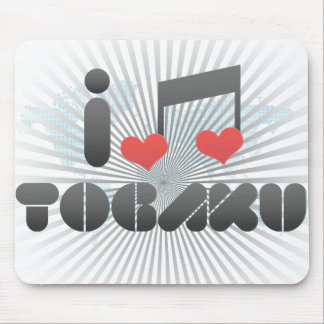 Togaku fan mousepads