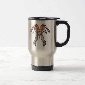 TOGATOGA Crocodile Monster by Navin Coffee Mugs