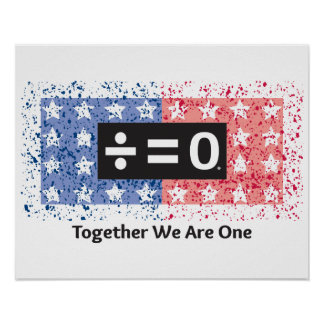 "Together 20"" x 16"" Paper Poster (Matte)"
