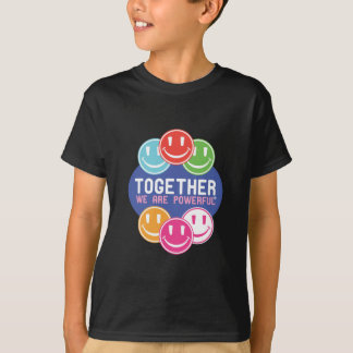 TOGETHER Faces T-Shirt