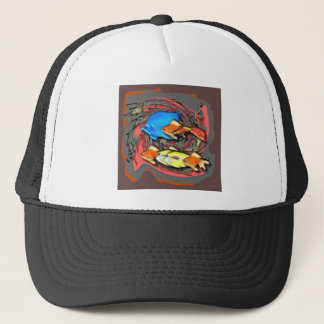 Together fish2 trucker hat