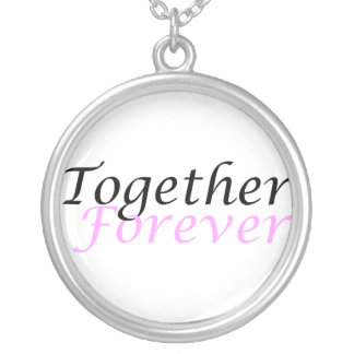 Together Forever (01) Round Necklace