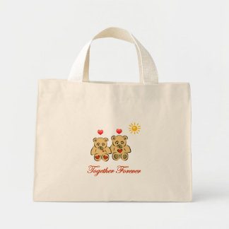 Together Forever Canvas Bags