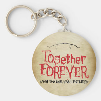 Together Forever Key Chain