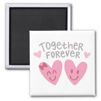 Together Forever Magnet