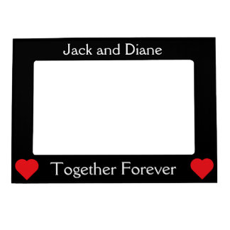 Together Forever Magnetic Picture Frame