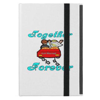 Together Forever Newlyweds iPad Mini Case