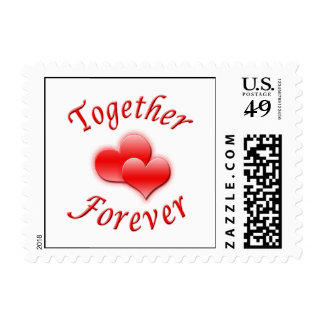 Together Forever Postage
