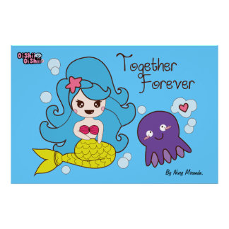Together forever ( SIGNED) Poster