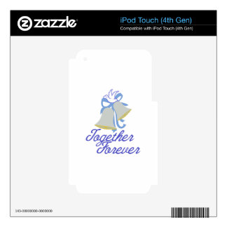 Together Forever iPod Touch 4G Skins