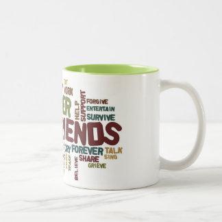 Together Friends Mug