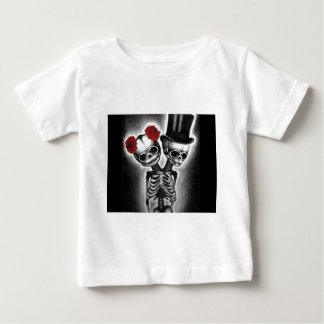 Together in Death Baby T-Shirt