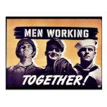 Together! Post Card
