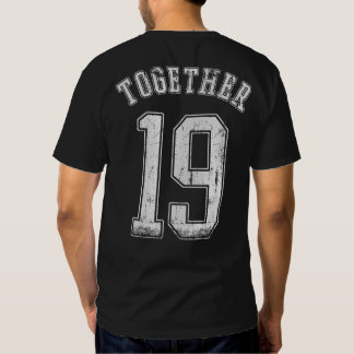 Together Since Couple Tee Shirt