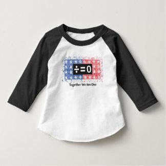 Together Toddler Am Apparel 3/4 Slve Raglan T T-Shirt