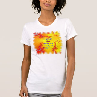 Together We Can Fight Leukemia T-Shirt