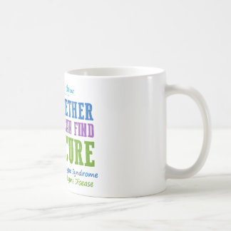 Together We Can Find a Cure Classic White Coffee Mug