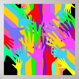 Together, We Can! SRF Poster