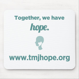 Together, we have HOPE! Mouse Pad