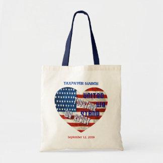 Together We Resist Budget Tote Bag