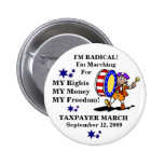 Together We Resist Pinback Button